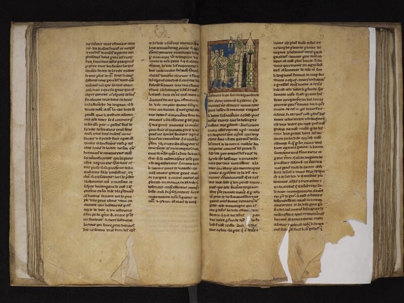 ARRAS, Bibliothèque municipale, 0574 (0651), f. 032v - 033r