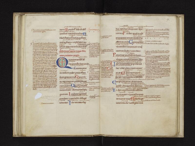 ARRAS, Bibliothèque municipale, 1006 (0707), f. 028v - 029r