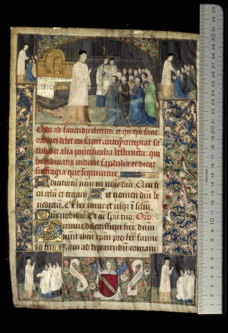 Autun, Musée Rolin, SE 127, recto - vue 1