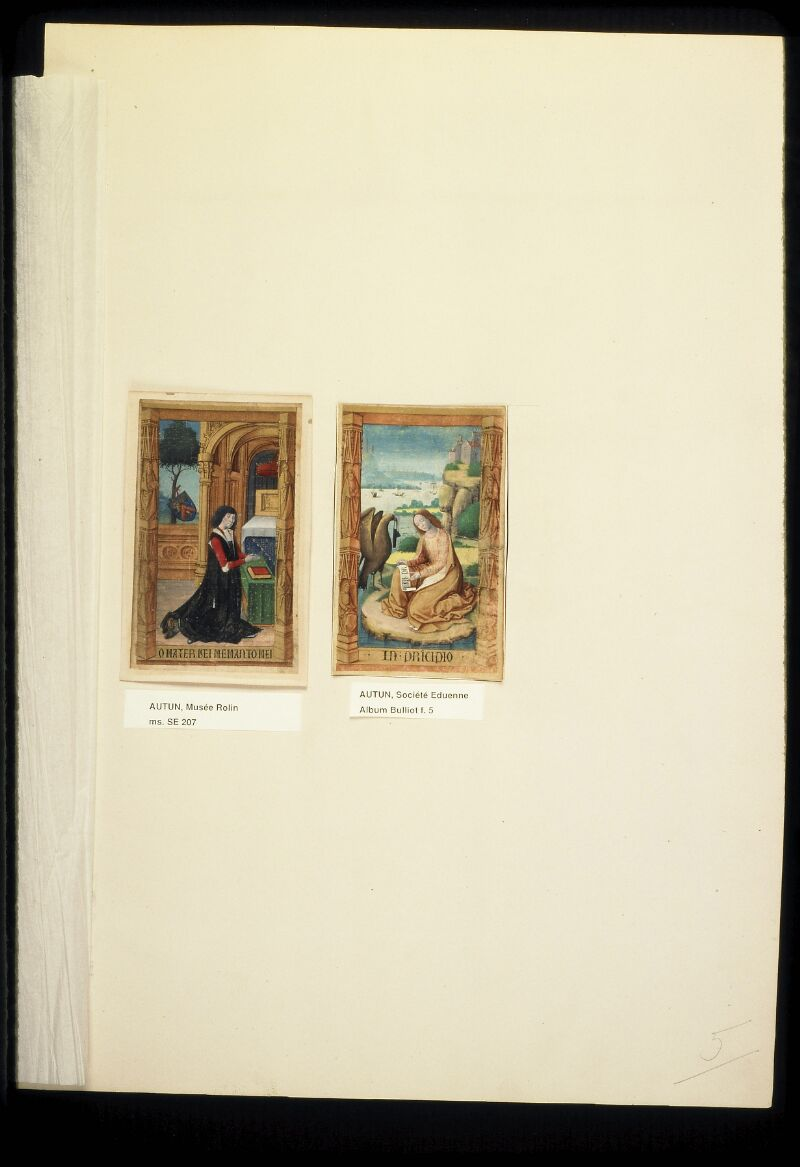 Autun, Musée Rolin, SE 207 - vue 1