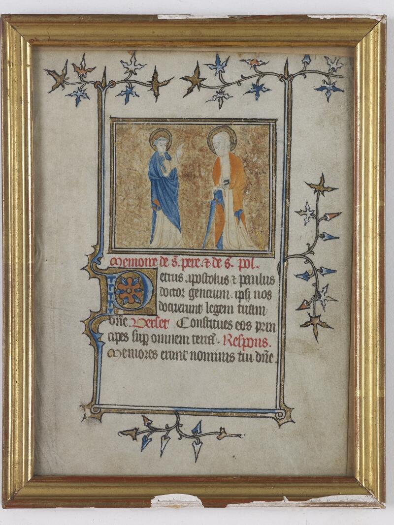 Autun, Bibl. mun., ms. Chevalier n° 15