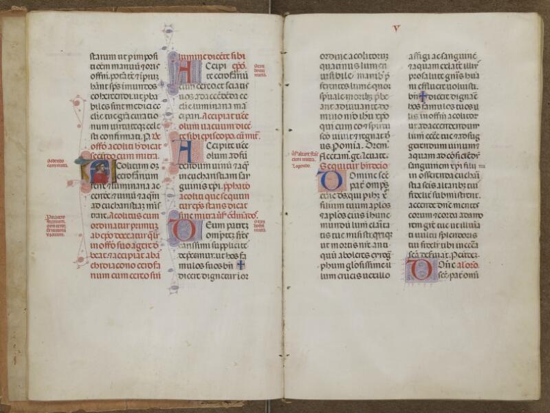 AUTUN, Bibliothèque municipale, 276, f. 004v - 005