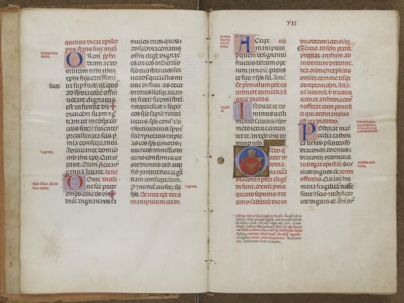 AUTUN, Bibliothèque municipale, 276, f. 006v - 007