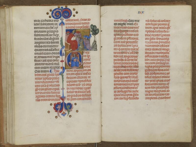 AUTUN, Bibliothèque municipale, 276, f. 044v - 045