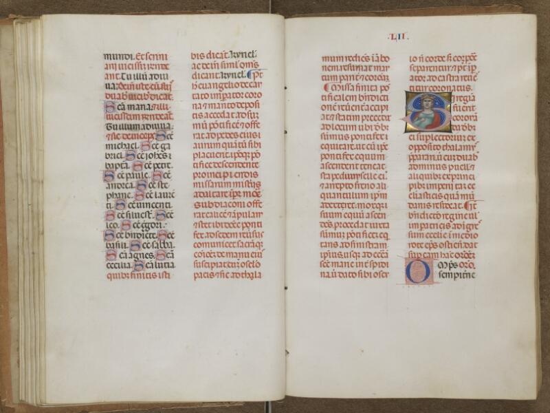 AUTUN, Bibliothèque municipale, 276, f. 051v - 052