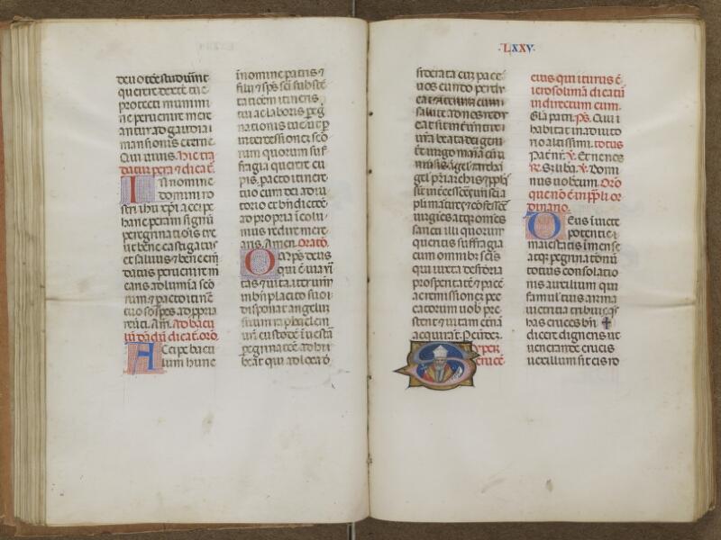 AUTUN, Bibliothèque municipale, 276, f. 073v - 074