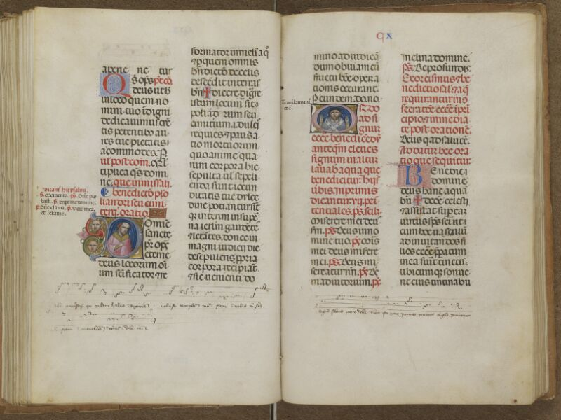 AUTUN, Bibliothèque municipale, 276, f. 109v - 110