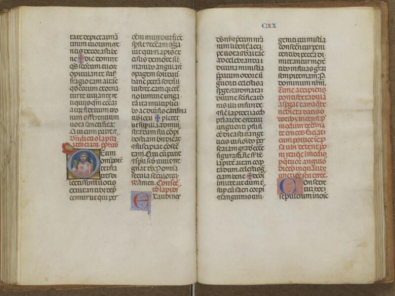 AUTUN, Bibliothèque municipale, 276, f. 119v - 120