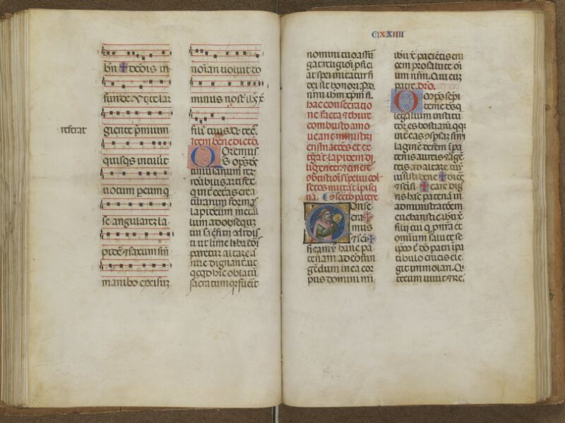 AUTUN, Bibliothèque municipale, 276, f. 123v - 124