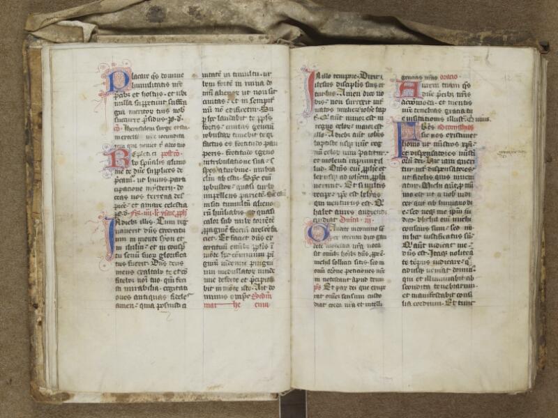 AUTUN, Bibliothèque municipale, S 145 (121), f. 011v - 012