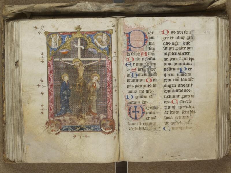 AUTUN, Bibliothèque municipale, S 145 (121), f. 155v - 156