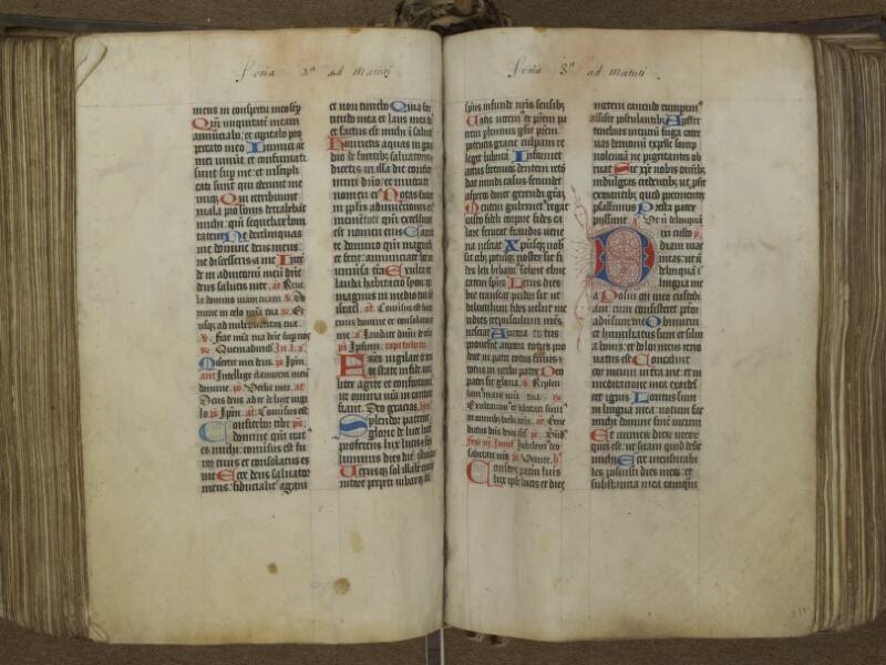 AUTUN, Bibliothèque municipale, S 157 (136), f. 258v - 259