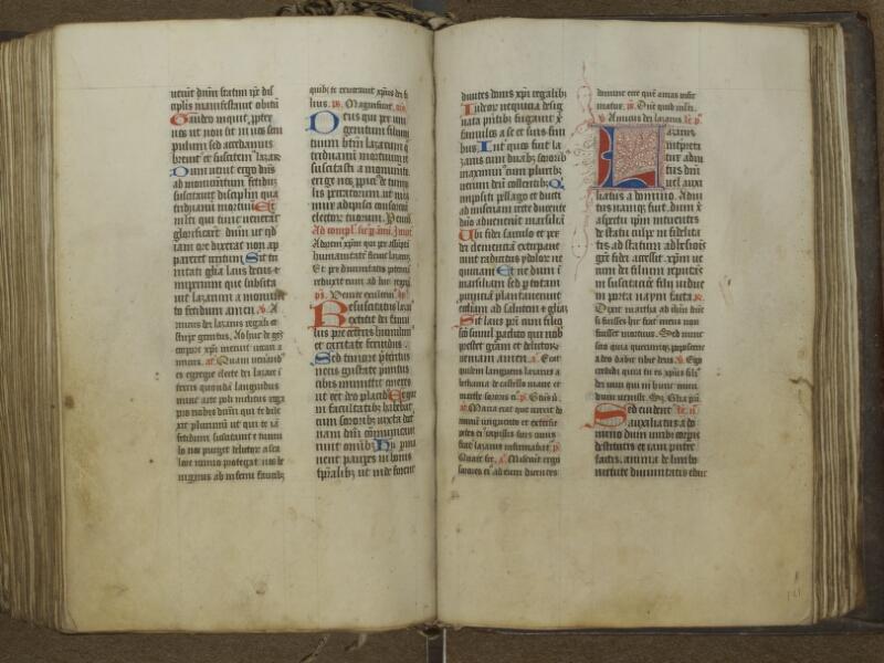 AUTUN, Bibliothèque municipale, S 157 (136), f. 524v - 525
