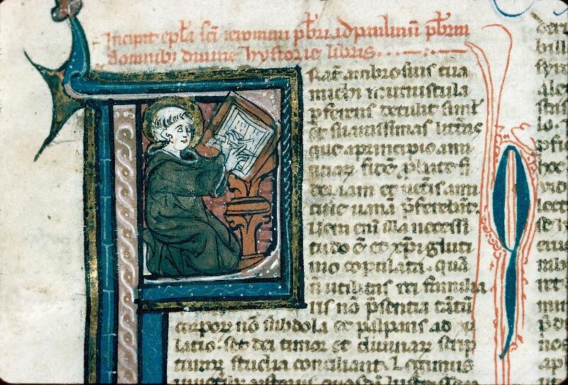 Auxerre, Bibl. mun., ms. 0001, f. 001 - vue 2