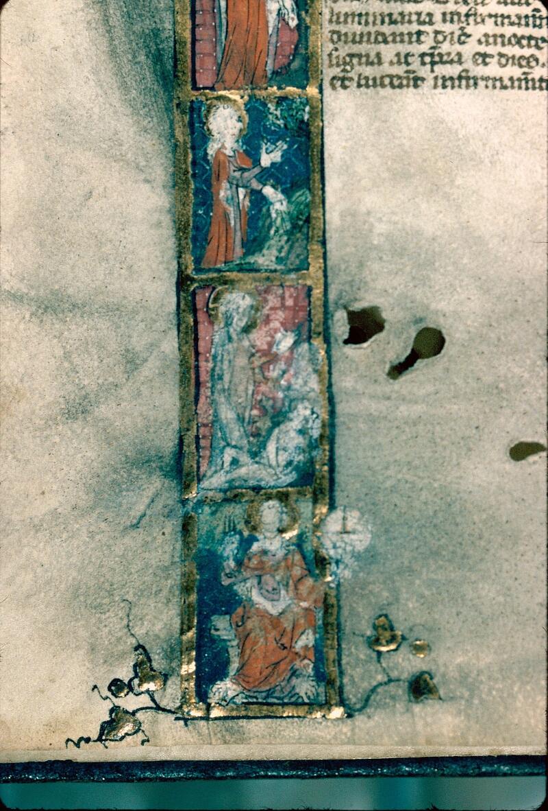 Auxerre, Bibl. mun., ms. 0001, f. 003v - vue 3