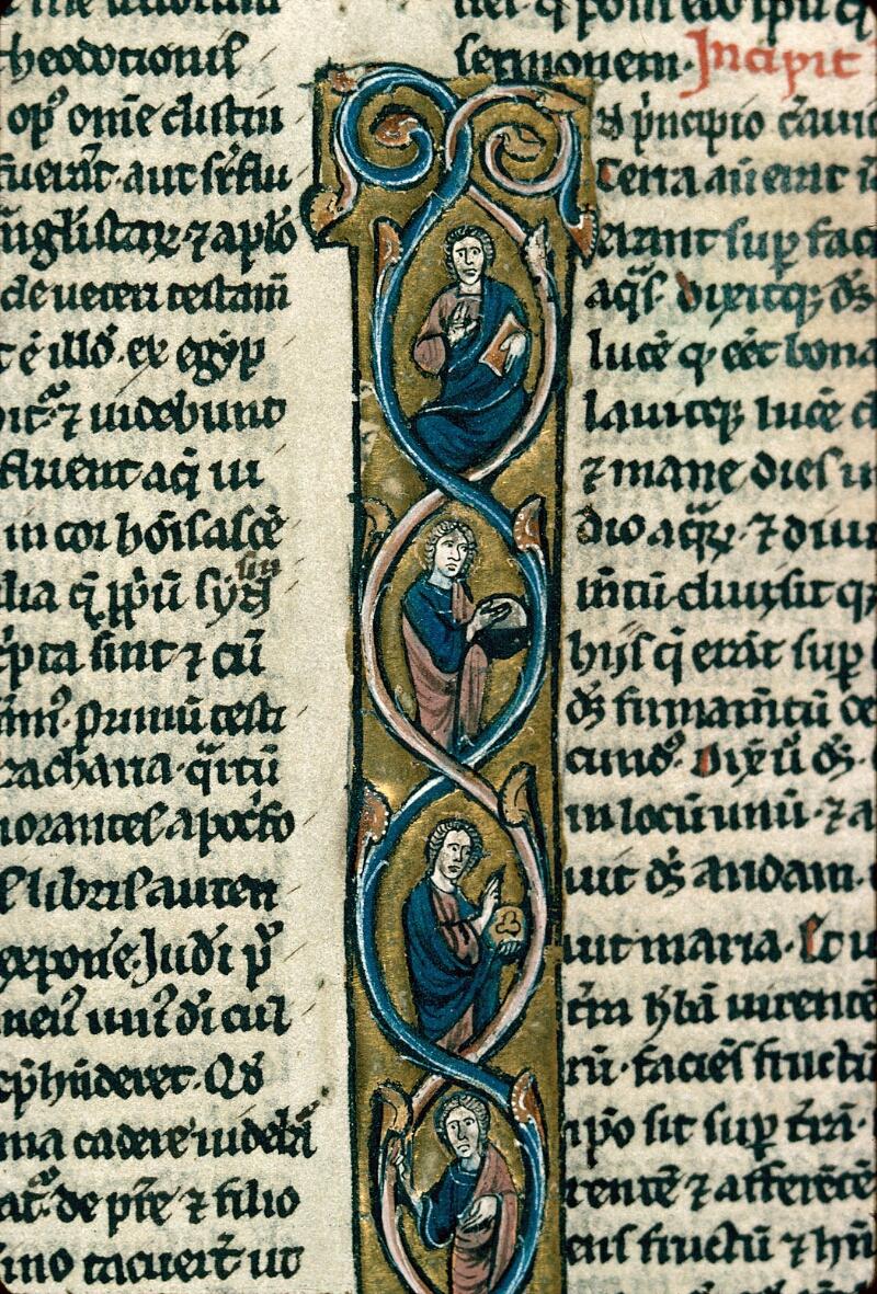 Auxerre, Bibl. mun., ms. 0002, f. 002v - vue 2