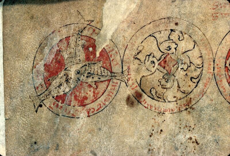 Auxerre, Bibl. mun., ms. 0007, f. 001v - vue 2