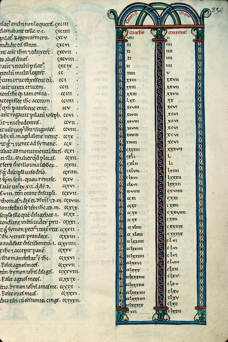 Auxerre, Bibl. mun., ms. 0011, f. 230