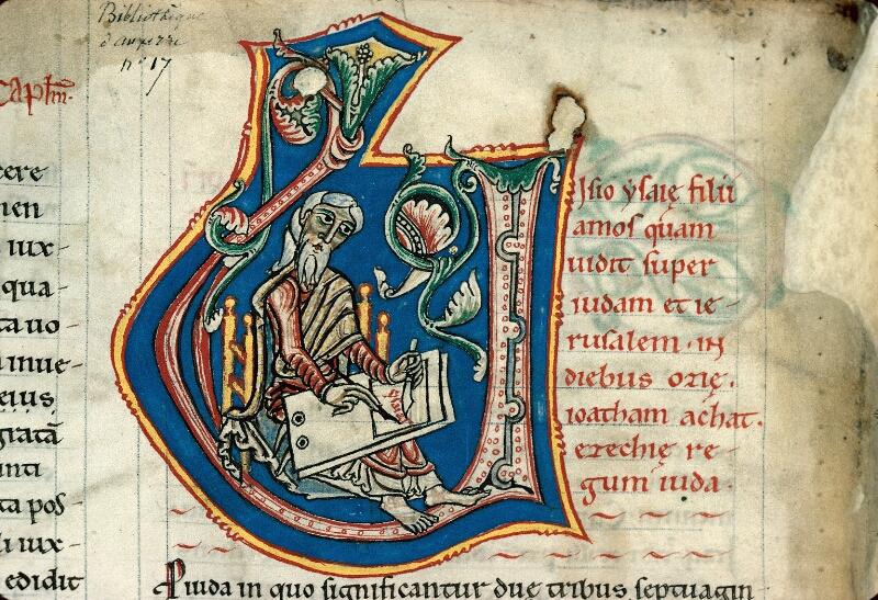 Auxerre, Bibl. mun., ms. 0017, f. 017v - vue 2