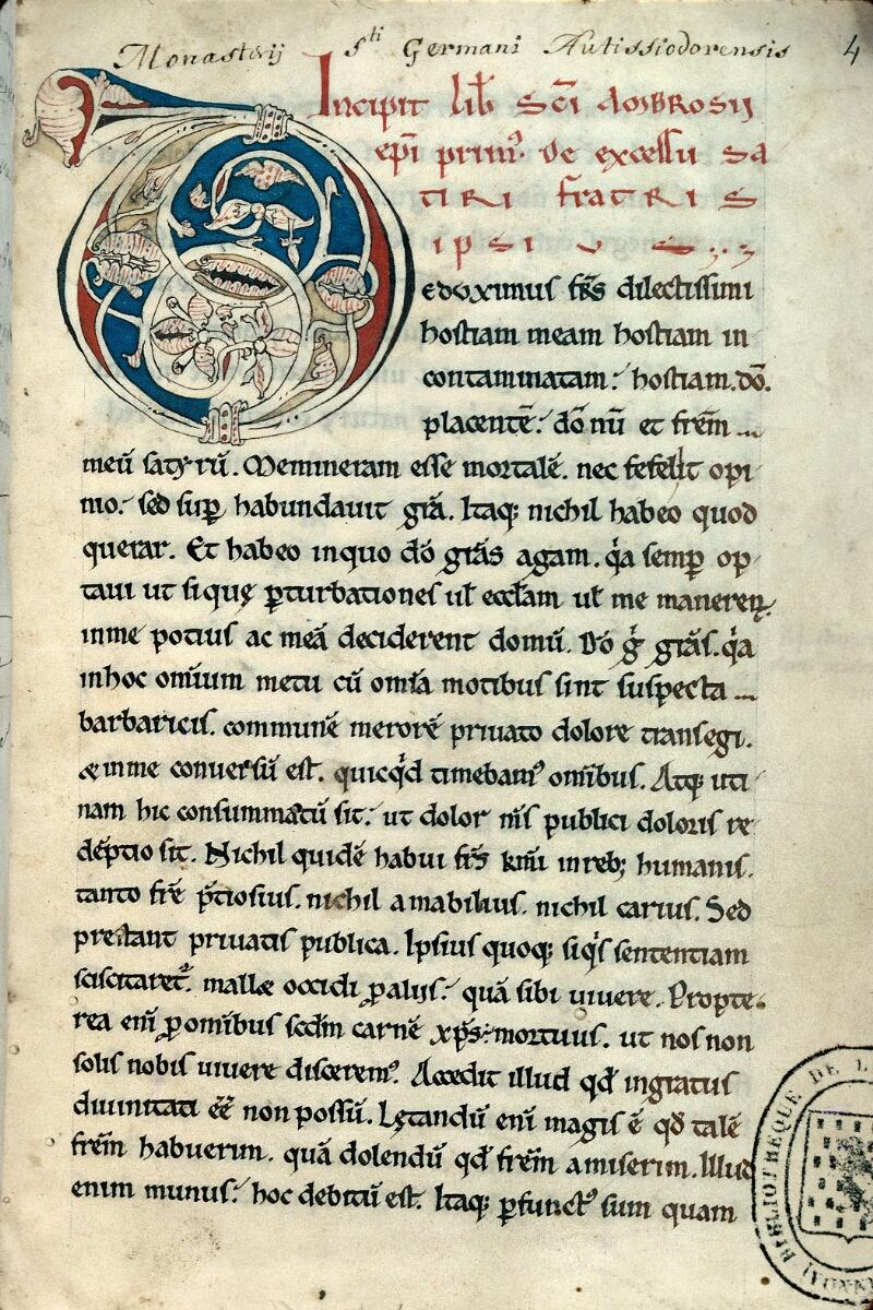 Auxerre, Bibl. mun., ms. 0022, f. 004