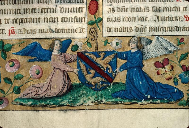Auxerre, Bibl. mun., ms. 0052, f. 001 - vue 3