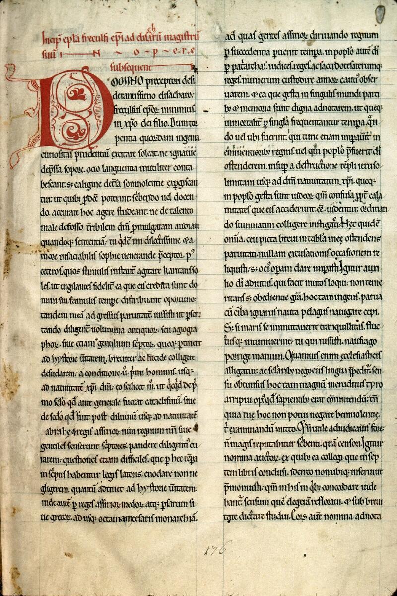 Auxerre, Bibl. mun., ms. 0091, f. 001
