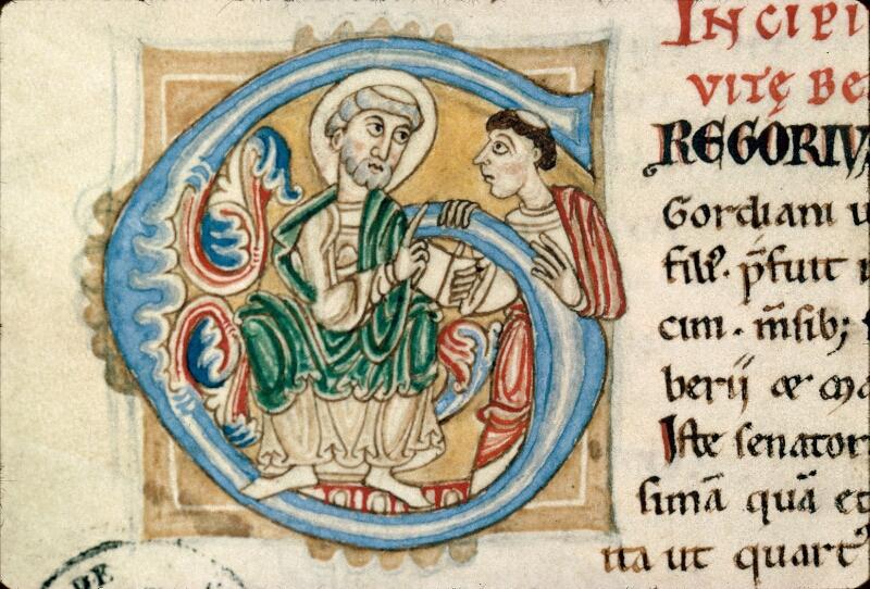 Auxerre, Bibl. mun., ms. 0128, f. 004v - vue 2