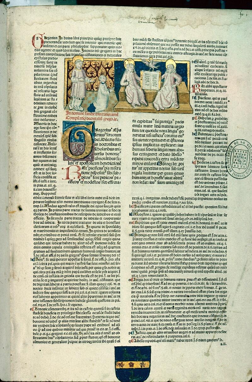 Auxerre, Bibl. mun., inc. E 44, f. 001 - vue 1