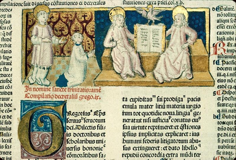 Auxerre, Bibl. mun., inc. E 44, f. 001 - vue 2