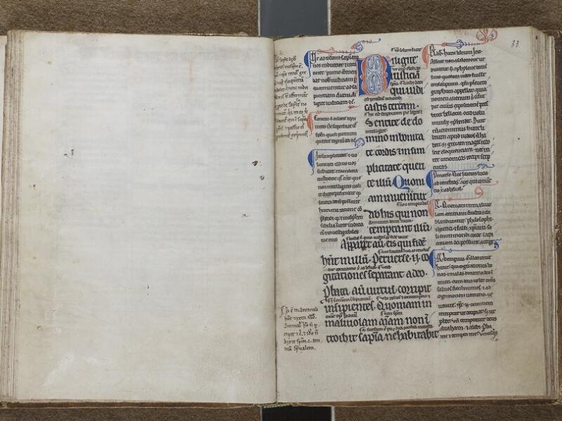 AUXERRE, Bibliothèque municipale, 005, f. 032v - 033
