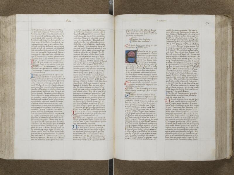 AUXERRE, Bibliothèque municipale, 018, f. 170v - 171
