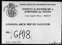 https://iiif.irht.cnrs.fr/iiif/France/Avignon/Archives_departementales_de_Vaucluse/840075103_G_01_0008/DEPOT/840075103_G_01_0008_0001/full/200,/0/default.jpg