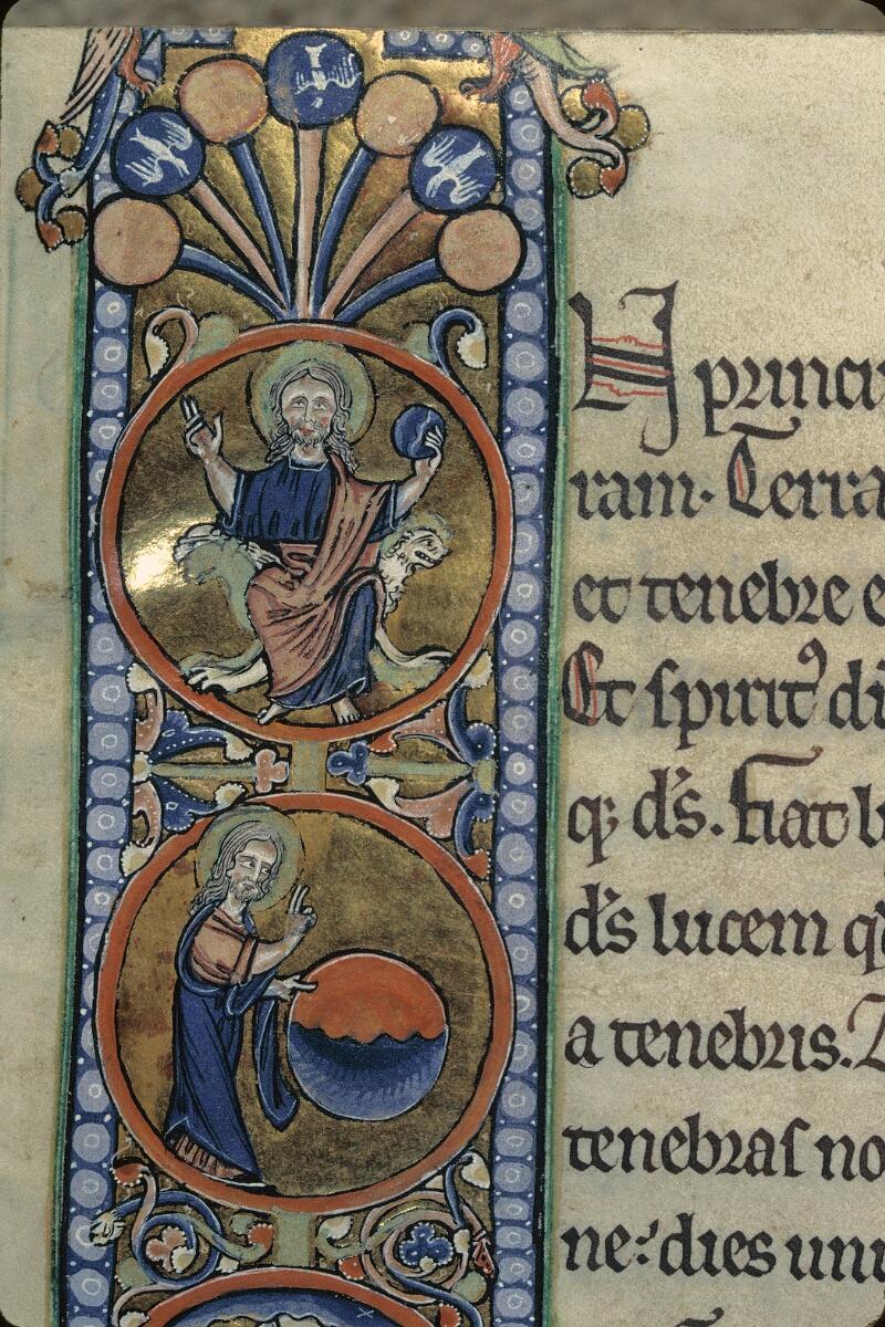 Avranches, Bibl. mun., ms. 0002, f. 005 - vue 2
