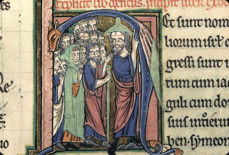 Avranches, Bibl. mun., ms. 0002, f. 029 - vue 2