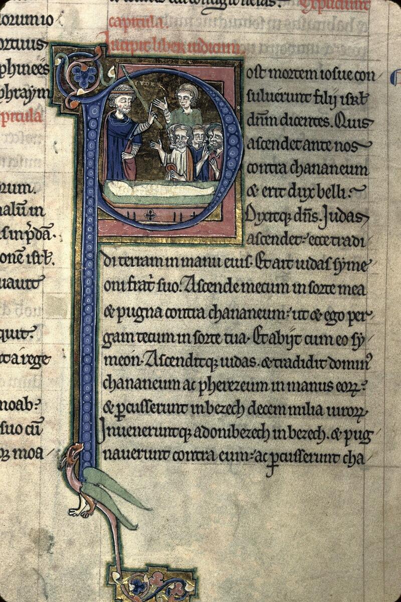 Avranches, Bibl. mun., ms. 0002, f. 112v - vue 1