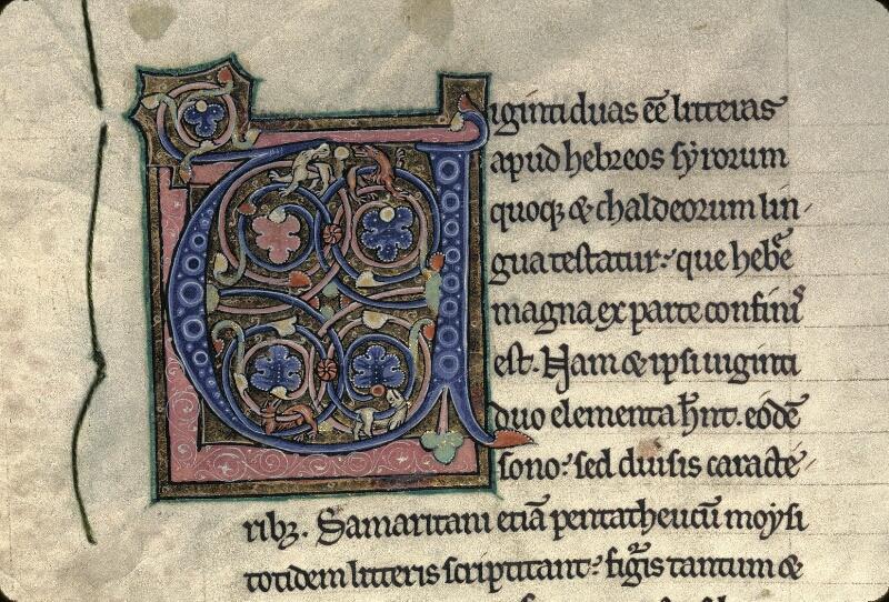 Avranches, Bibl. mun., ms. 0002, f. 126v