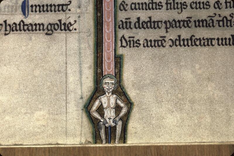 Avranches, Bibl. mun., ms. 0002, f. 127v - vue 3