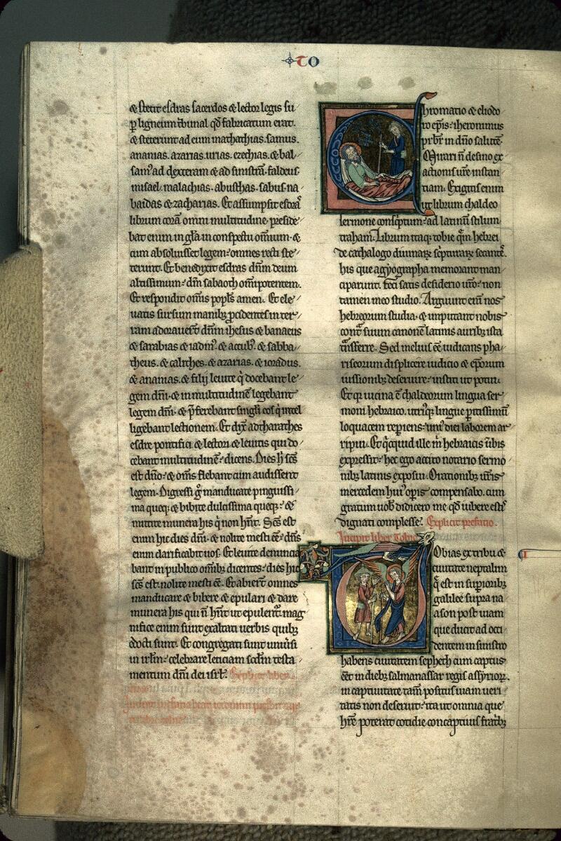 Avranches, Bibl. mun., ms. 0002, f. 240v - vue 1