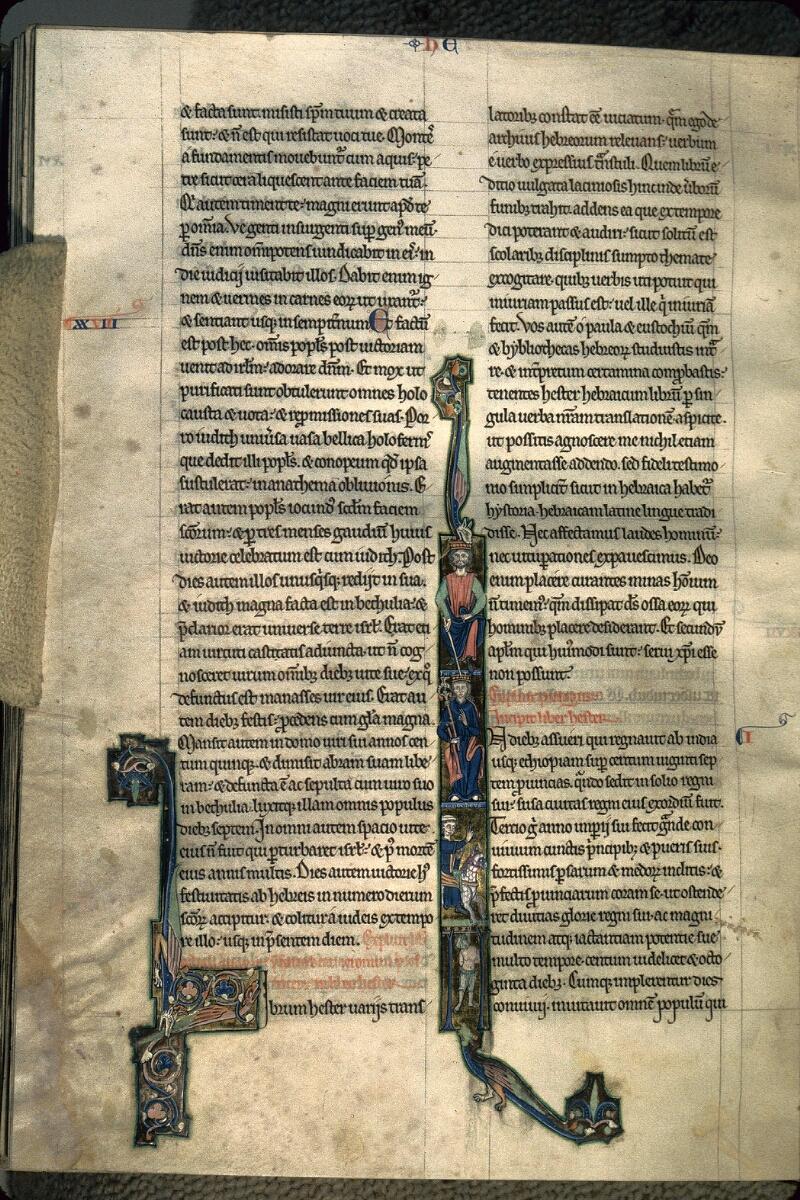 Avranches, Bibl. mun., ms. 0002, f. 251v - vue 1