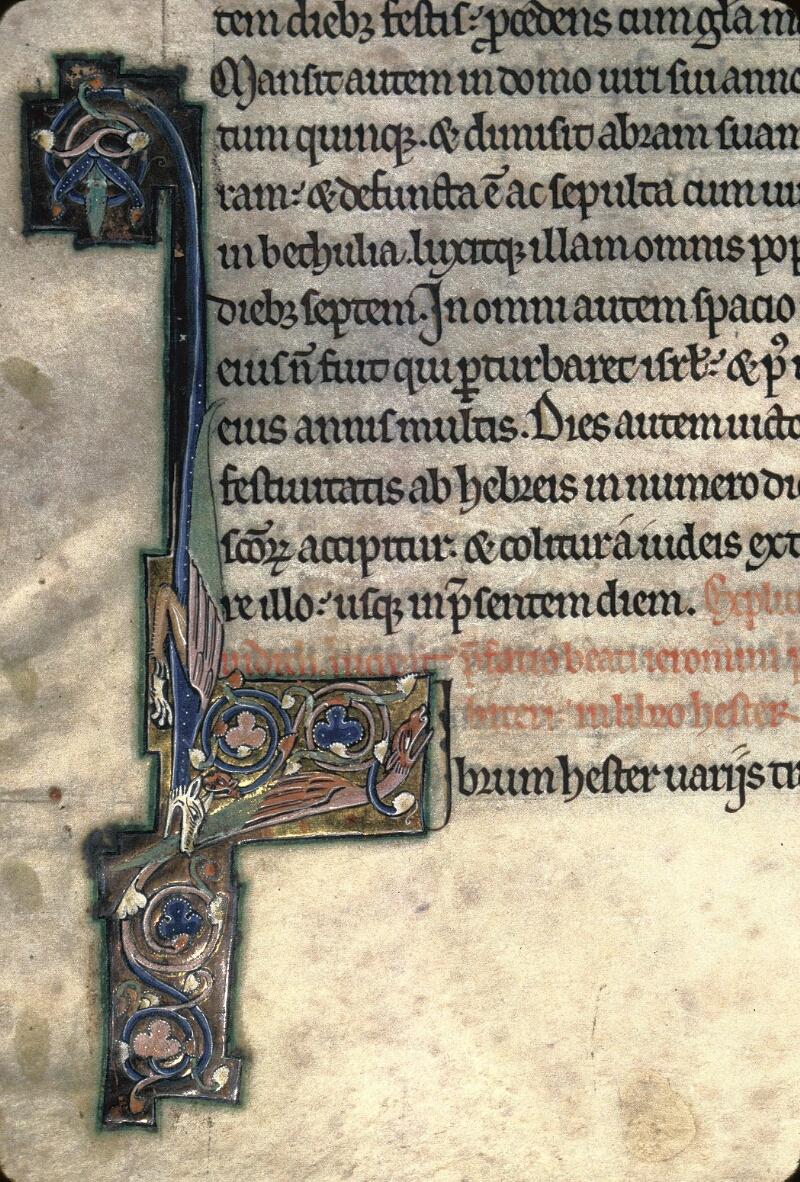 Avranches, Bibl. mun., ms. 0002, f. 251v - vue 2