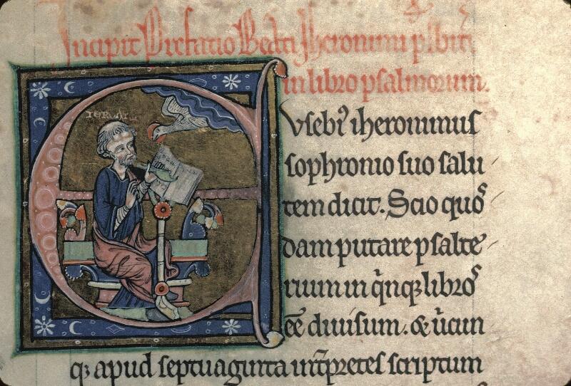 Avranches, Bibl. mun., ms. 0003, f. 001