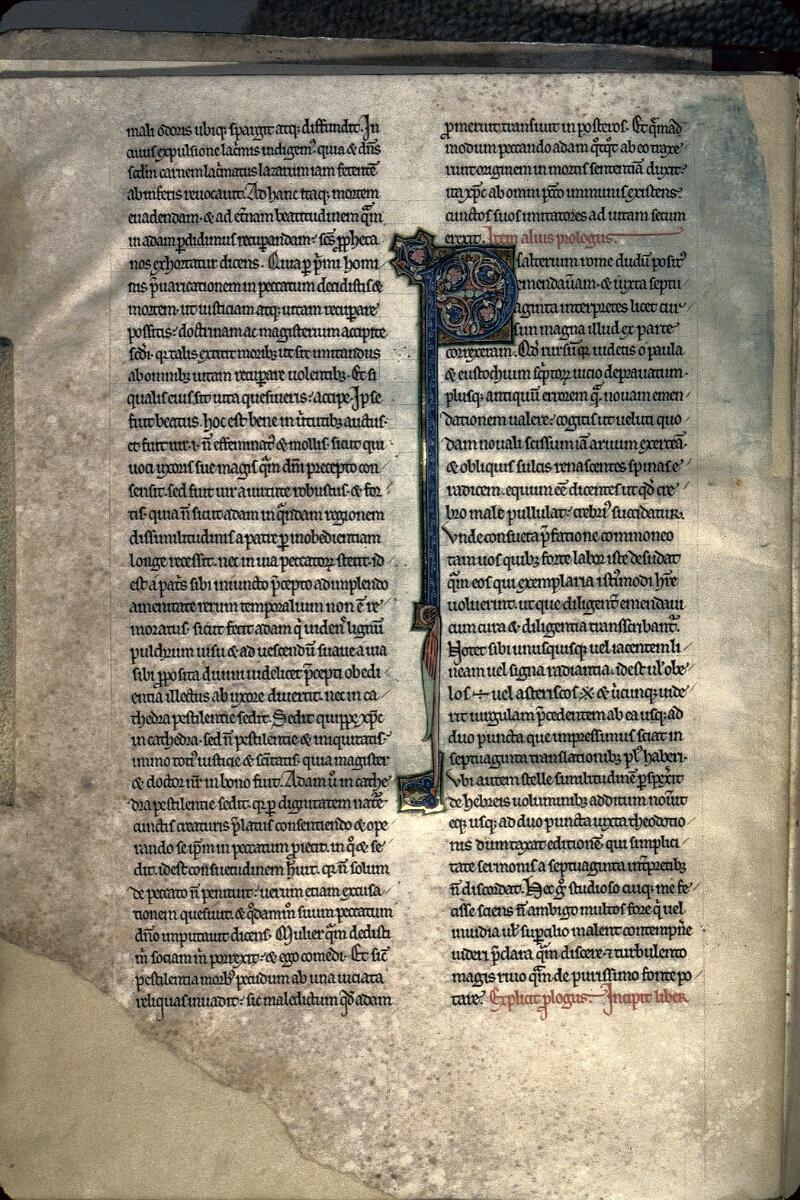 Avranches, Bibl. mun., ms. 0003, f. 002v
