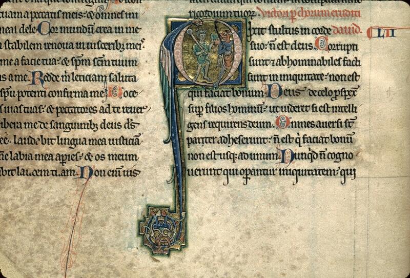 Avranches, Bibl. mun., ms. 0003, f. 012v - vue 3