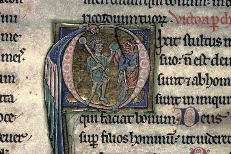 Avranches, Bibl. mun., ms. 0003, f. 012v - vue 4