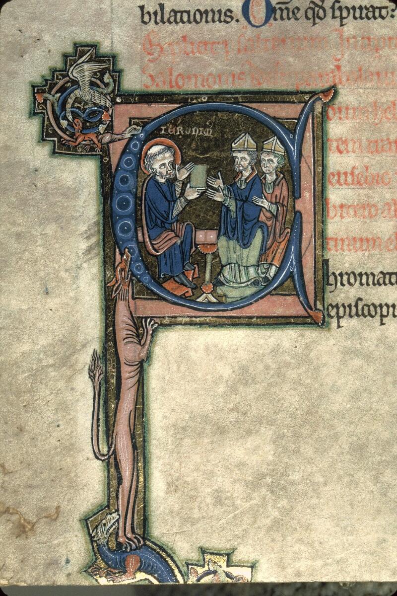 Avranches, Bibl. mun., ms. 0003, f. 031v - vue 2