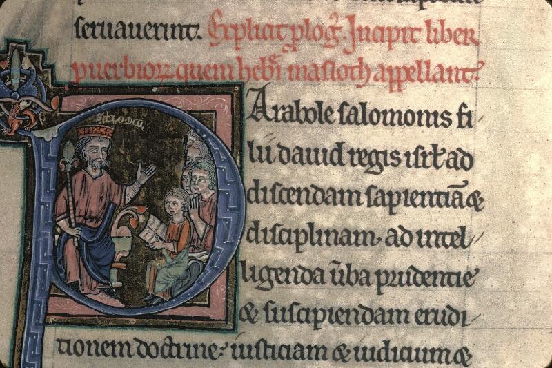 Avranches, Bibl. mun., ms. 0003, f. 032 - vue 2