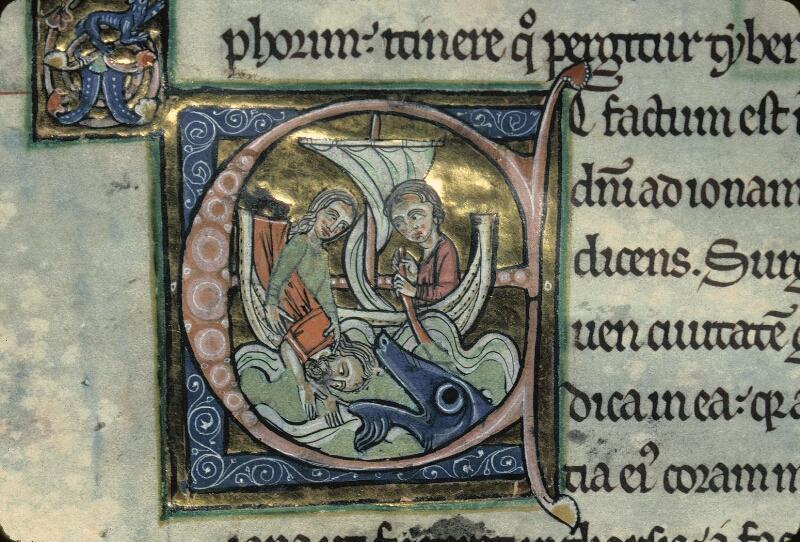 Avranches, Bibl. mun., ms. 0003, f. 184v - vue 2
