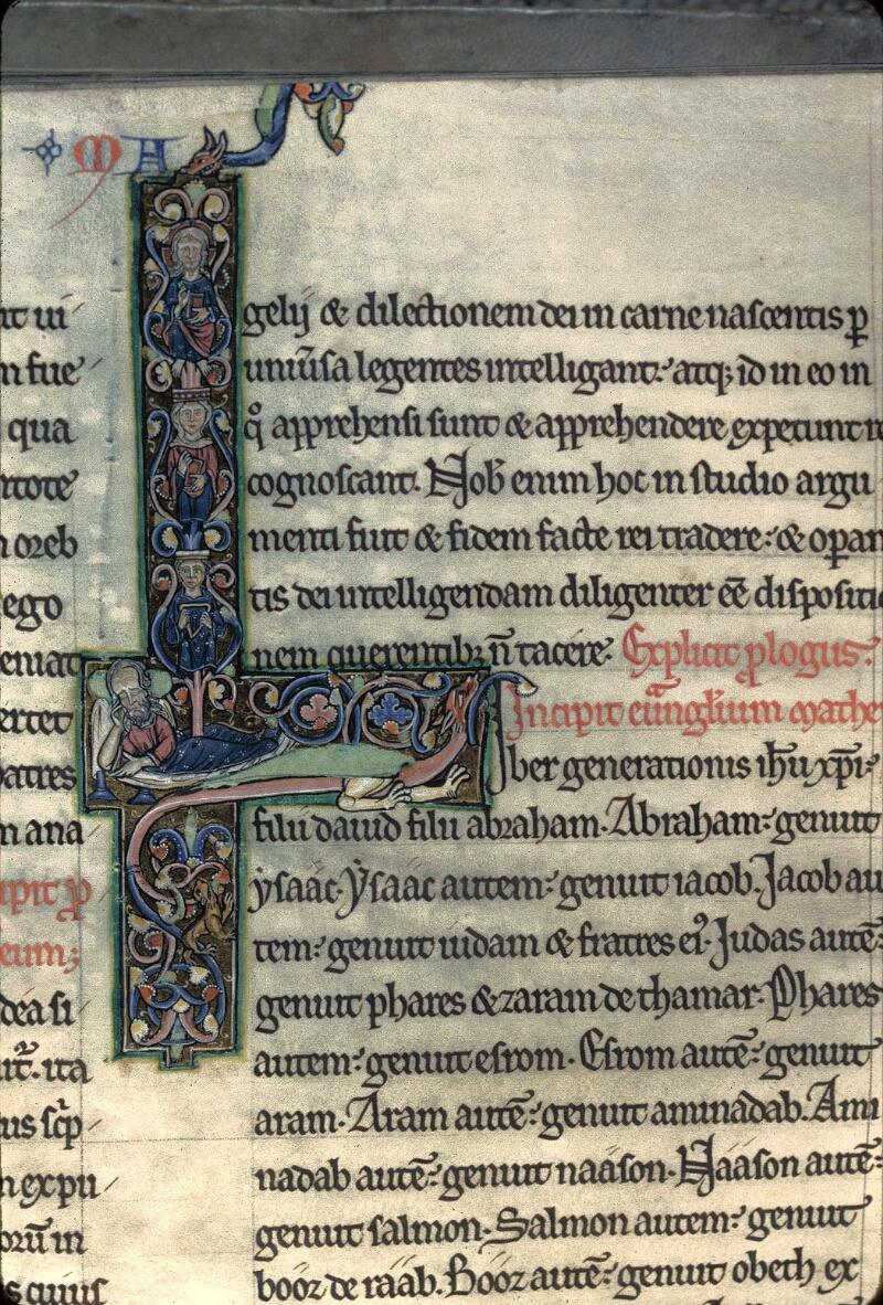 Avranches, Bibl. mun., ms. 0003, f. 198v - vue 3