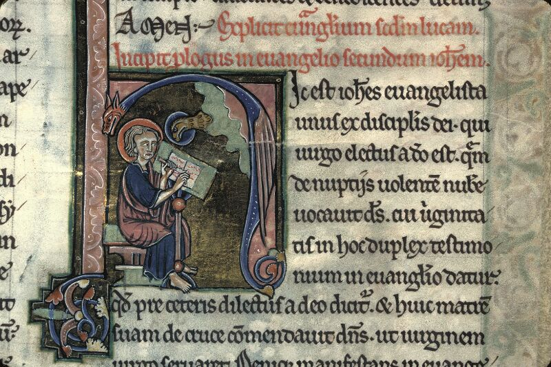 Avranches, Bibl. mun., ms. 0003, f. 237 - vue 1