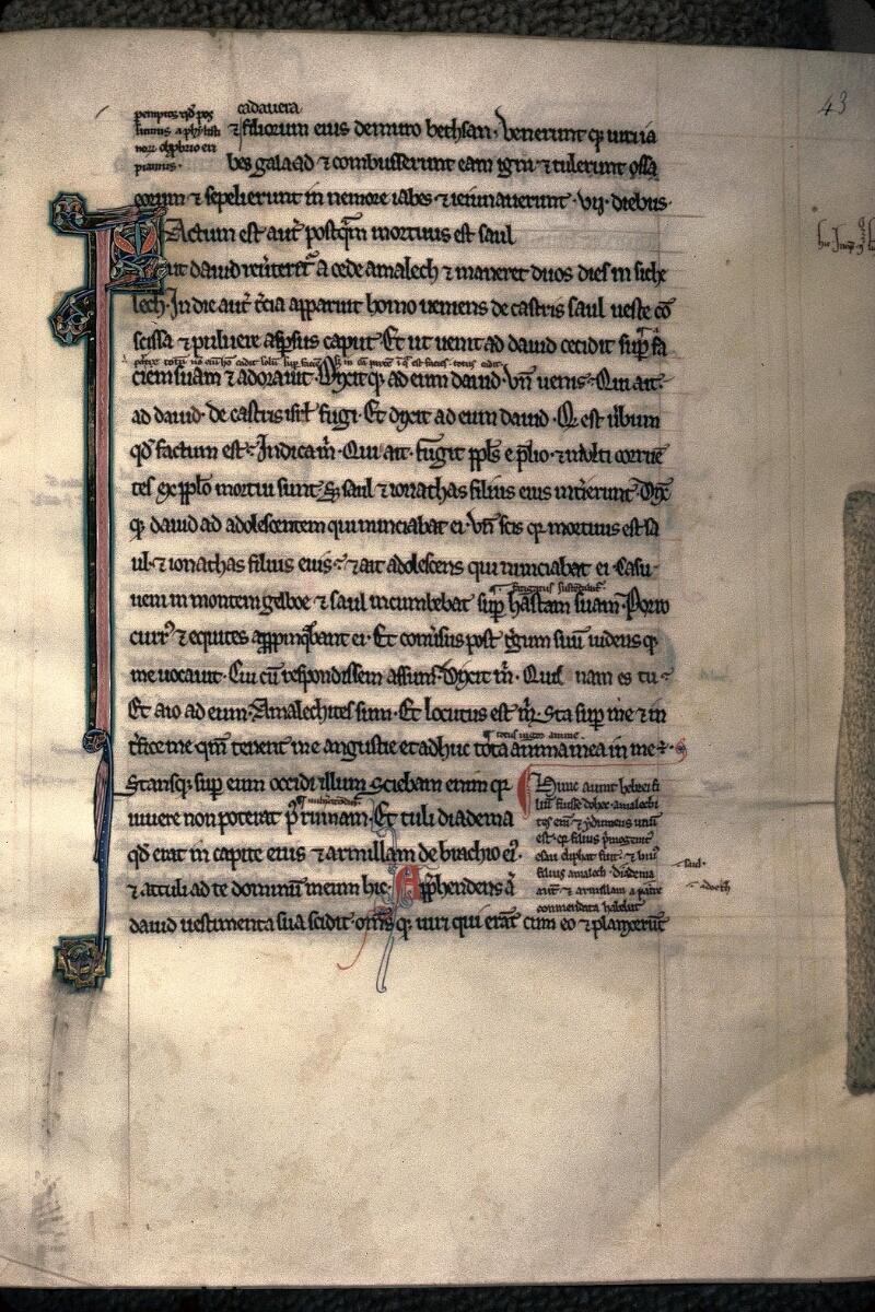 Avranches, Bibl. mun., ms. 0008, f. 043